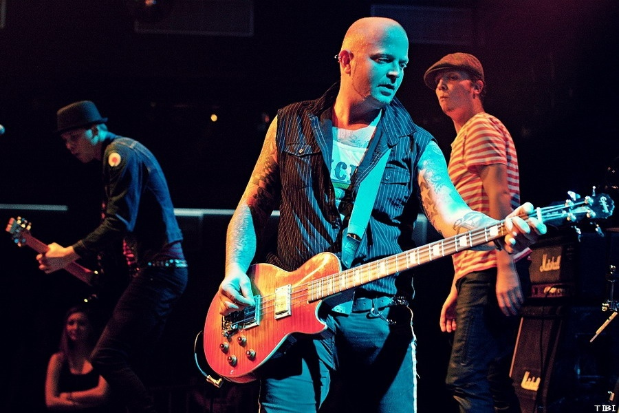 Plexis oslavili v Lucerna Music Baru 30 punkových let