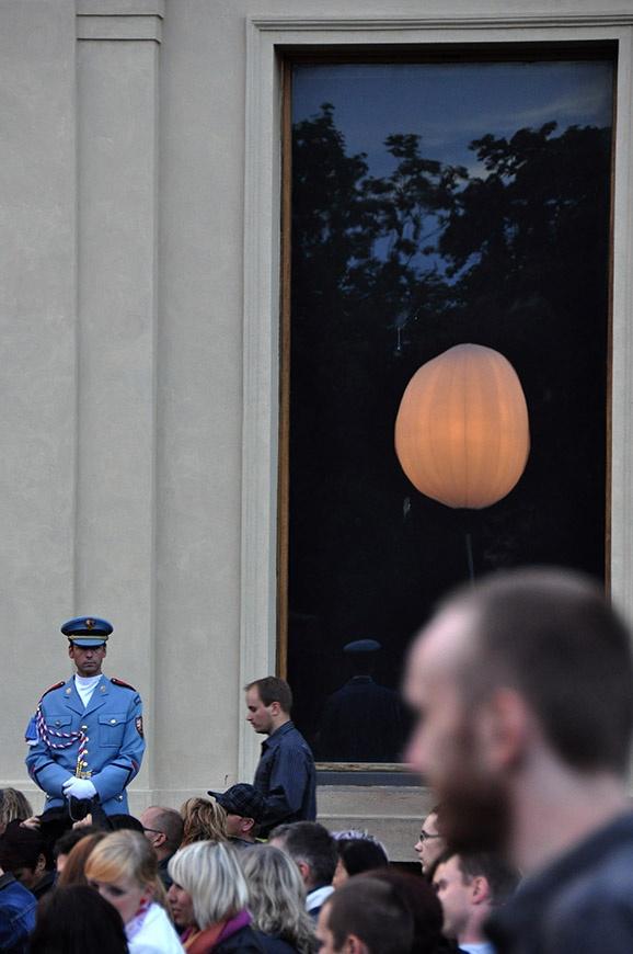 Pražským hradem zněl folk: přijel Glen Hansard s The Frames