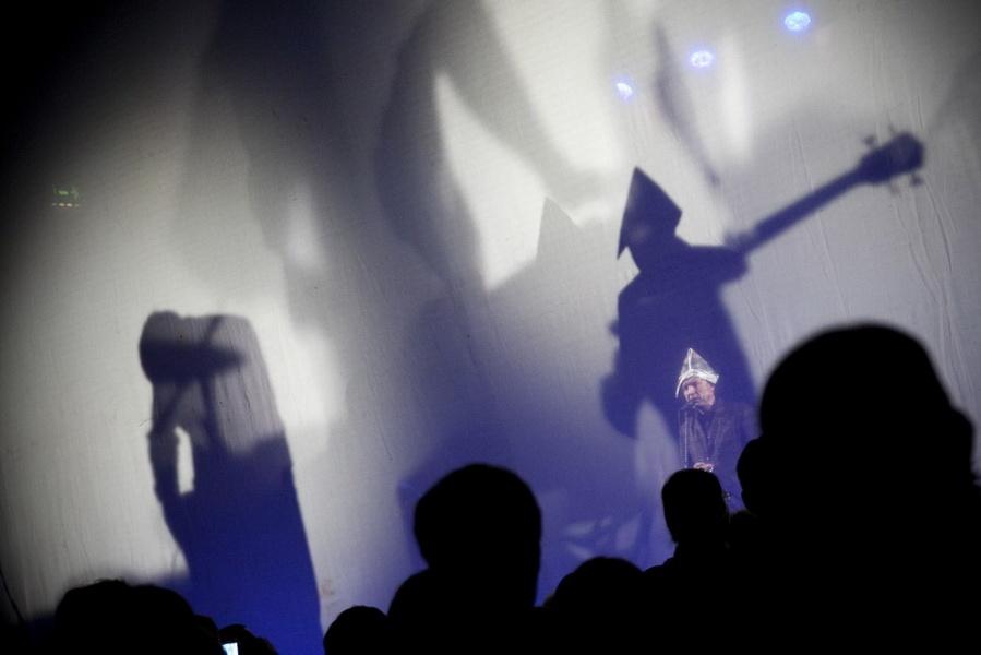 Priessnitz a Umakart křtili soundtrack k filmu Alois Nebel, pomohl i Václav Neckář