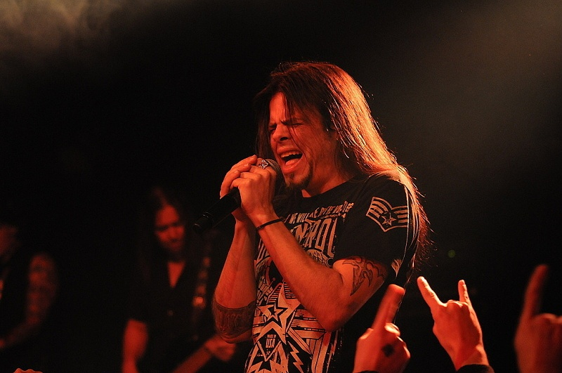 Queensrÿche v Praze představili nového zpěváka i čerstvé album