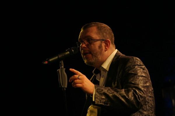 Richard Müller a Dan Bárta zakončili společné turné v Hodoníně