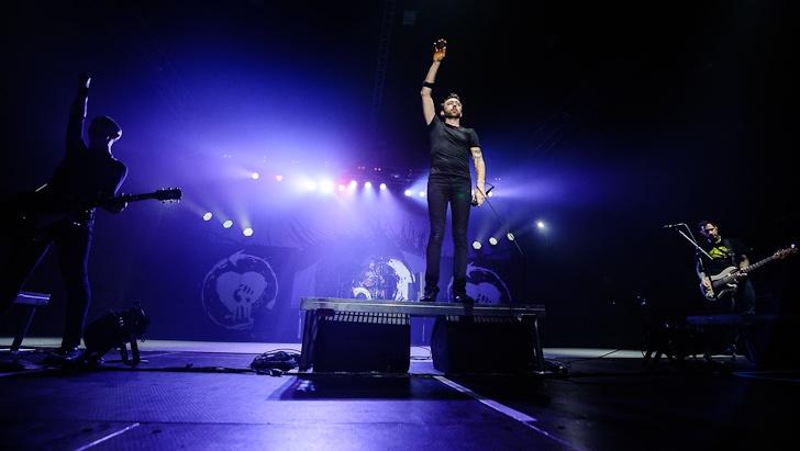 Rise Against se po třech letech vrátili do Prahy, přivezli své největší hity
