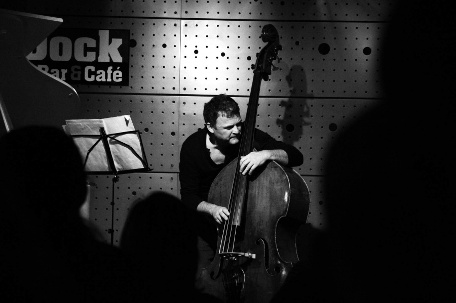 Robert Balzar Trio pokřtilo novou desku v pražském Jazz Docku i s Danem Bártou
