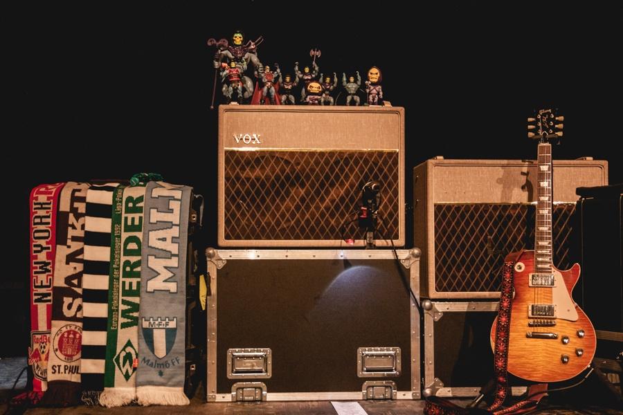 Rocková lekce s The Gaslight Anthem v Roxy