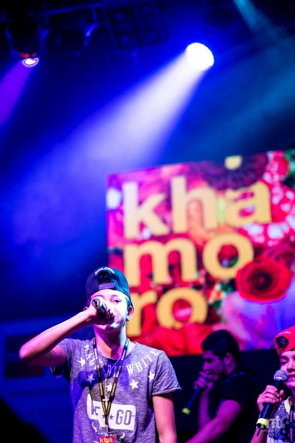 Romský festival Khamoro v Lucerna Music Baru podpořili Vladimir 518, Refew i Funky Brothers