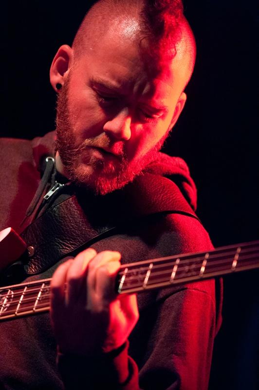 Seether poprvé v Česku: v Roxy zazněly dozvuky grunge i Nirvana