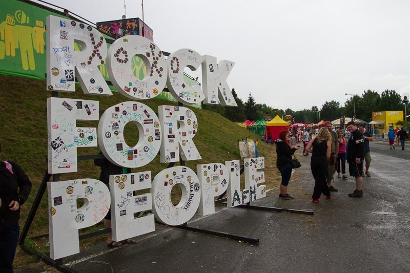 Rock for People (VII): Páteční CZ/SK program s Mandrage, Horkýže Slíže a Anetou Langerovou