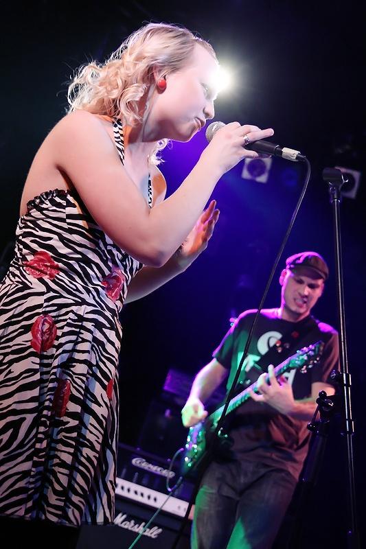Ska-punk v podání Reel Big Fish v Lucerna Music Baru