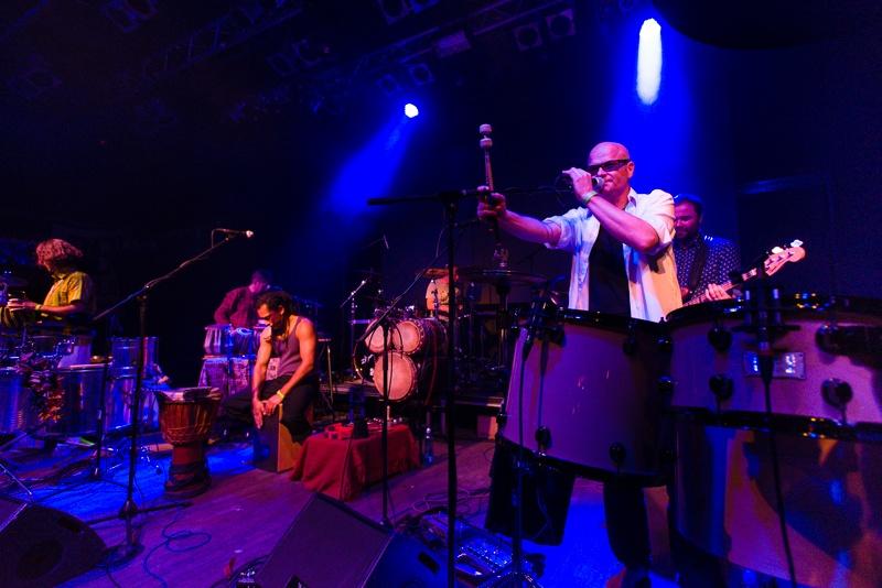 Slet bubeníků v Praze: rytmy celého světa i Kollerova Amerika