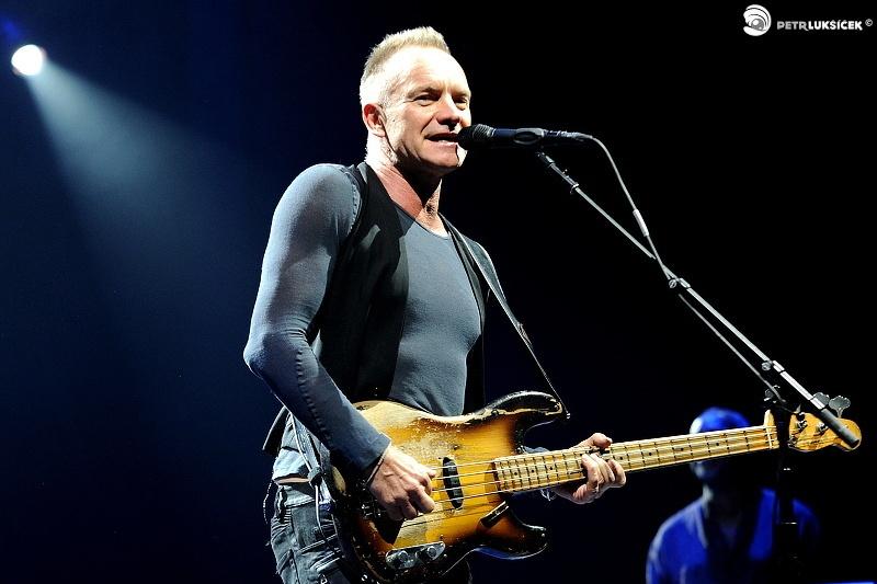 Sting v Ostravě: koncert pro skutečné