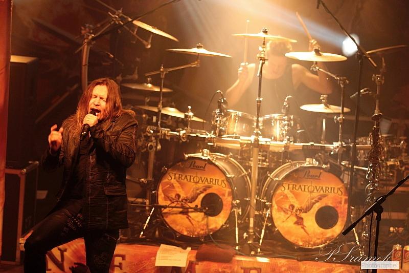 Stratovarius přivezli do Zlína i nové album Nemesis