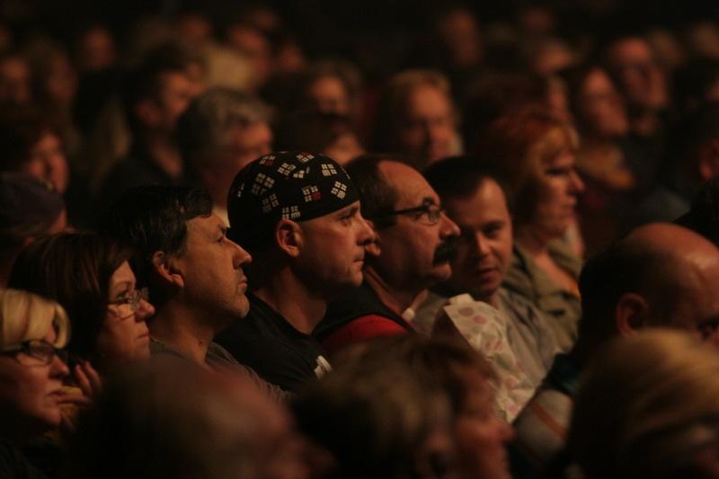 Suzi Quatro v brněnské hale Vodova potěšila rockové pamětníky