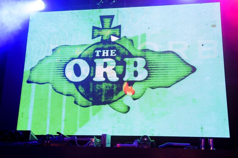 The Orb v Lucerna Music Baru potvrdili statut pionýrů elektronické hudby