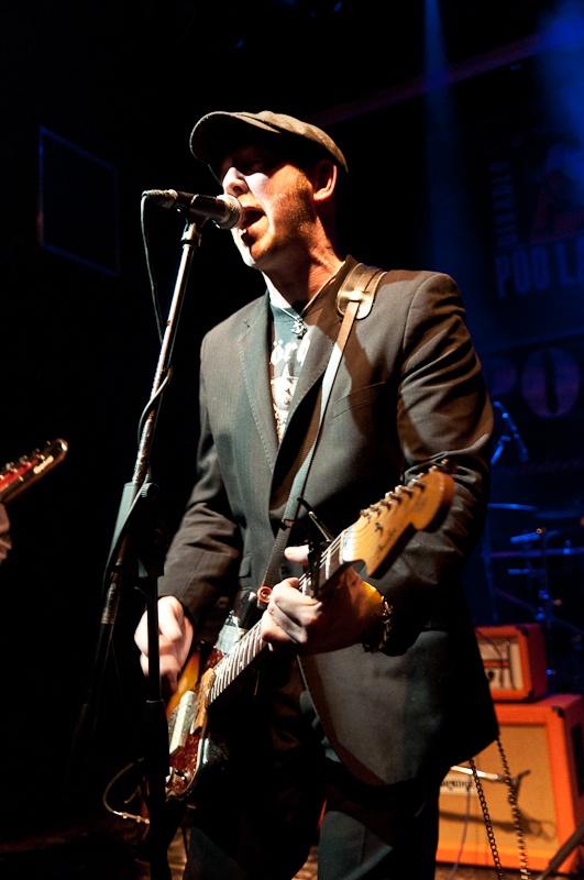 The Porters přivezli do Plzně folk punkovou nálož a své nové album Rum, Bum and Violina