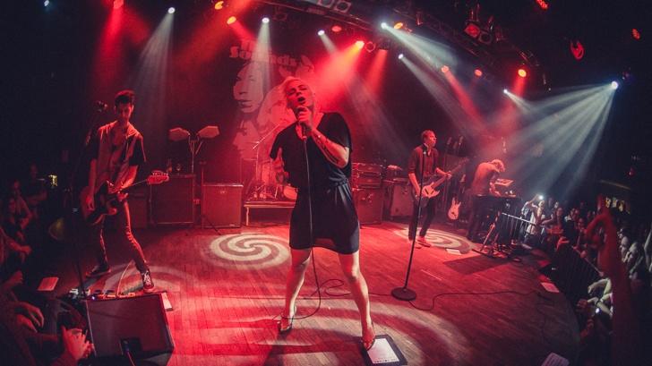 The Sounds v Praze představili letošní novinku Weekend