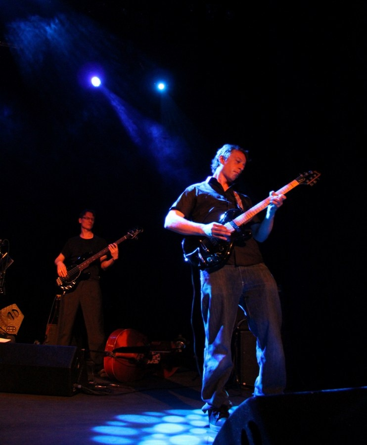 Tonya Graves chystá sólovku, ochutnávku předvedla v pražské Akropoli