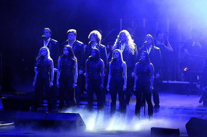 Trans-Siberian Orchestra přivezla do Prahy velké rockové divadlo