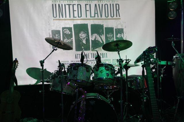 United Flavour vyrazili na turné, nové album Attitude představili i v Krnově