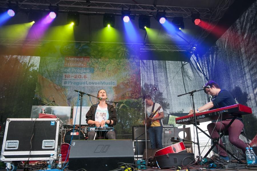 United Islands of Prague: Sobotní závěr festivalu dokonale ovládli Birth of Joy