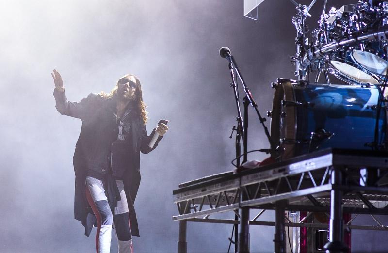Už brzy na Rock for People: 30 Seconds to Mars a Papa Roach zahráli na rakouském Nova Rocku
