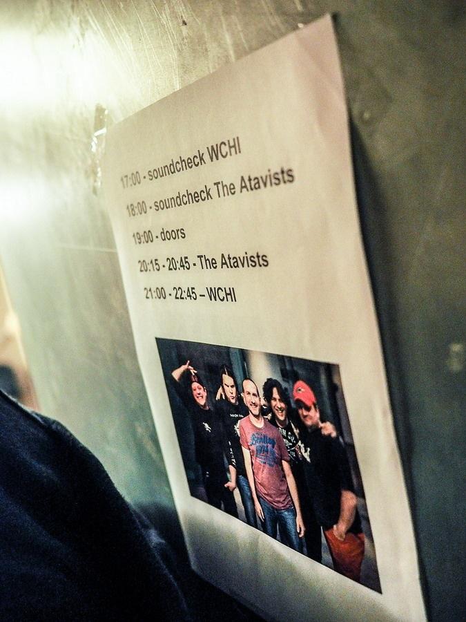 Walk Choc Ice si po dvanácti letech zarejdili na pražském pódiu