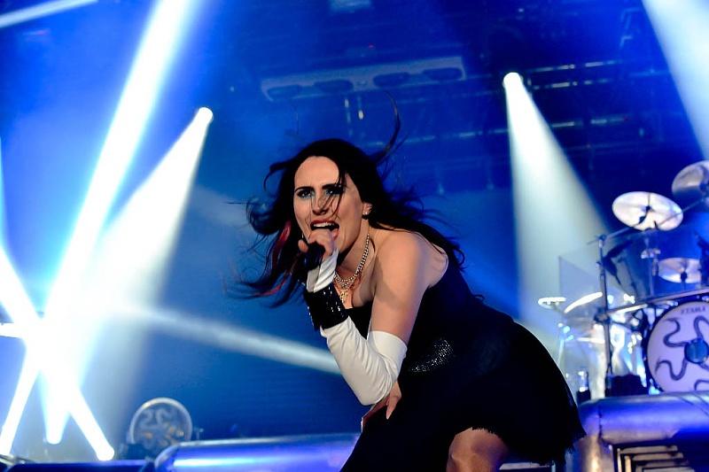 Within Temptation představili v Praze svoji Hydru