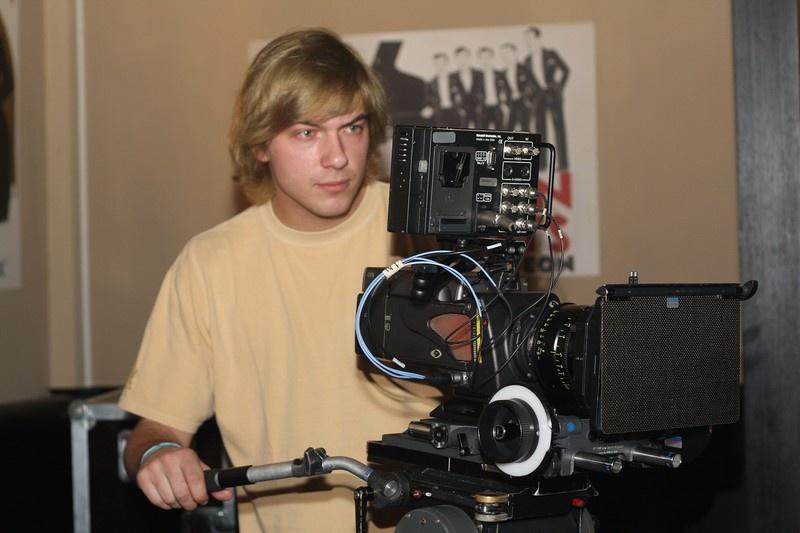 Wohnout natáčeli klip s Kryštofem Hádkem