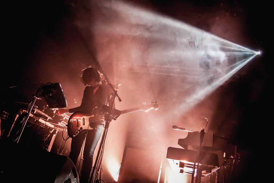 Yann Tiersen v Roxy - strhující show a selfíčka s fanoušky