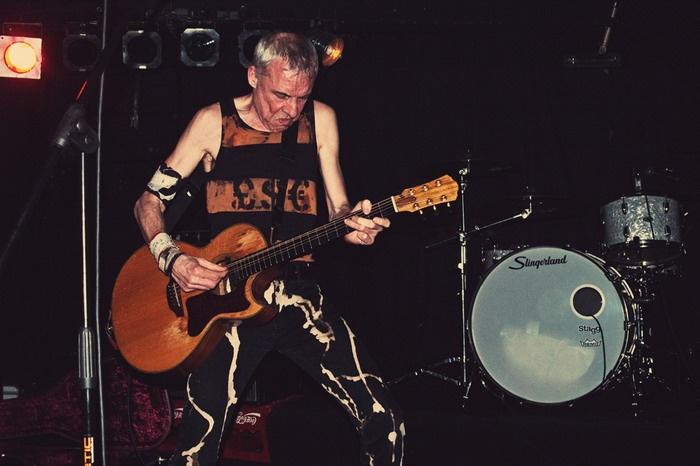 Zpátky do punkových 70s': V Ostravě zařádili UK Subs